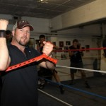 Scott Welch - Boxer using Rotater